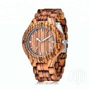 Wooden Strap Wrist Watch | Cameras, Video Cameras & Accessories for sale in Kajiado, Ngong