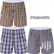 Checked Pure Cotton 6PACK Boxers | Clothing for sale in Nairobi, Kasarani