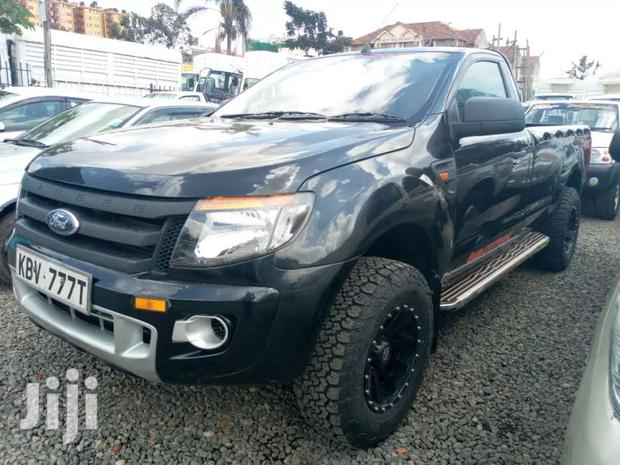 Archive: Ford Ranger Pickup 4WD