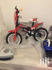 """Kids Spike 14 Bicycle In Red And White."""" 
