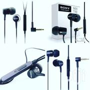 SONY M750 Wired Earphones | Accessories for Mobile Phones & Tablets for sale in Nakuru, London