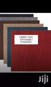 CARPET TILES ALL COLORS AND PARTENS AVAILABLE   Manufacturing Equipment for sale in Nairobi, Nairobi Central