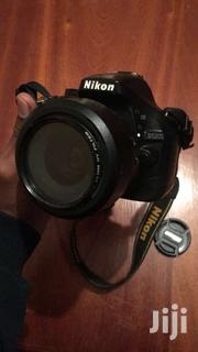 NIKON D5200 With A 35mm Lens( UV Filter Attached ) Plus Charger | Computer Accessories  for sale in Nairobi, Kilimani