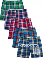 6PACK Men's Checked Boxers | Clothing for sale in Nairobi, Kasarani