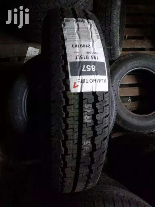 195r15c Kumho Tyres Is Made In Korea
