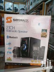 Sayona 2.1ch Sub Woofer With Bluetooth | Audio & Music Equipment for sale in Nairobi, Nairobi Central