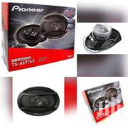 """Pioneer Ts-a6976s 6X 9"""" 3-way 550watts Peak Coaxial Car Audio Speaker"""" 