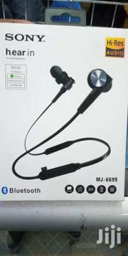 Sony Bluetooth Earphone | Accessories for Mobile Phones & Tablets for sale in Nairobi, Nairobi Central