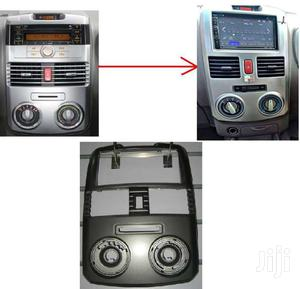 Toyota Rush: Yr2011: Double Din Dvd Conversion Fascia