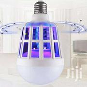 Generic Mosquito Killer Led Bulb White Order We Deliver | TV & DVD Equipment for sale in Mombasa, Majengo