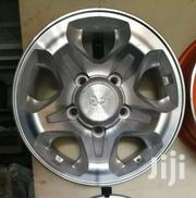 Toyota Landcruiser Alloy Rims In Size 16 Inch Brand New | Vehicle Parts & Accessories for sale in Nairobi, Karen
