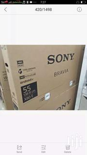 Sony Bravia 55  4k Android Tv"
