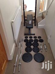 Gym Bars And Weights Brand New | Sports Equipment for sale in Nairobi, Nairobi Central