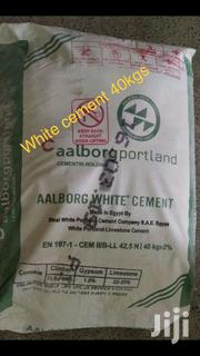 White Cement 40kgs | Building Materials for sale in Nairobi, Landimawe