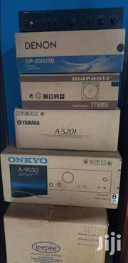 Yamaha A-S201 Integrated Stereo Amplifier | Audio & Music Equipment for sale in Homa Bay, Mfangano Island