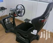 Play Seat For Ps4 Logitech Racing Wheel New | Video Game Consoles for sale in Nairobi, Nairobi Central