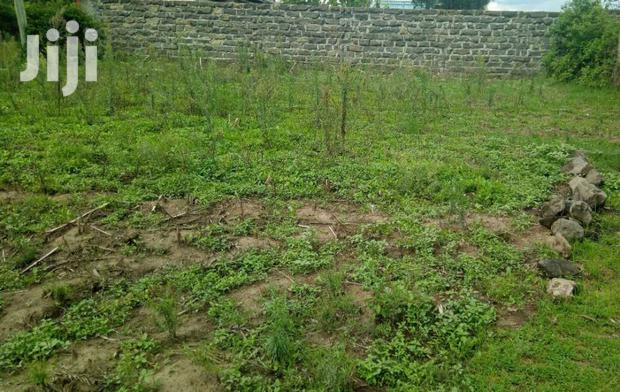 Lanet Kiamunyeki Plot for Sale