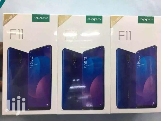 Archive: Brand New Sealed OPPO F11 ( 6GB/64) 12 Months Warranty.