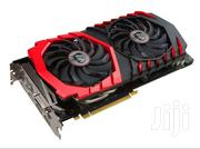 GAMING Geforce GTX 1060 6GB GDRR5 192-bit HDCP Support Directx VR Read | Video Game Consoles for sale in Nairobi, Nairobi Central