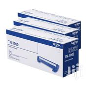 Brother Original TN-1000 Toner/ HL-1210W/ DCP-1510/ DCP-1610W | Computer Accessories  for sale in Nairobi, Nairobi Central