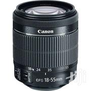 Canon EF-S 18-55mm F/3.5-5.6 IS STM Lens | Cameras, Video Cameras & Accessories for sale in Nairobi, Nairobi Central
