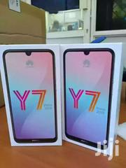 Huawei Y7 Prime 2019 New(Shop)13MP Front 16MP Rear Camera+Delivery | Mobile Phones for sale in Nairobi, Nairobi Central