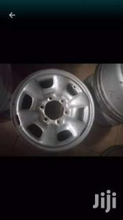 Hilux Silver Ordinary Rim Size 15 | Vehicle Parts & Accessories for sale in Nairobi, Nairobi Central