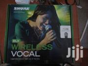Shure Blx Wireless Microphone | Audio & Music Equipment for sale in Nairobi, Nairobi Central