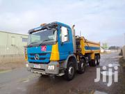 Double Steering Mercedes Benz Actros 3241 Tipper With Crane | Trucks & Trailers for sale in Nairobi, Kilimani