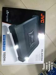 JVC KS-AX5104 Power Amplifier 1000 Watts Clear Sorround And Deep Bass | Vehicle Parts & Accessories for sale in Nairobi, Nairobi Central