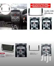 DOUBLE DIN FASCIA/DASH KIT FOR TOYOTA RUSH | Vehicle Parts & Accessories for sale in Nairobi, Nairobi Central