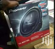 Brand New Double Coil Woofer 1400 Watts Pioneer TS-W311D4 | TV & DVD Equipment for sale in Nairobi, Nairobi Central