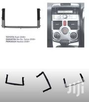 CAR DVD TRIM PANEL FASCIA FRAME FOR TOYOTA RUSH | Vehicle Parts & Accessories for sale in Nairobi, Nairobi Central