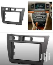 DOUBLE DIN CAR RADIO STEREO FASCIA PANEL FOR TOYOTA MARK II | Vehicle Parts & Accessories for sale in Nairobi, Nairobi Central