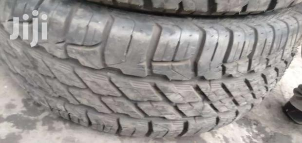 265/65/17 Achilles Tyre's Is Made In Indonesia