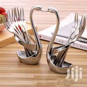 Swan Spoons Holder With Spoons&Folks | Kitchen & Dining for sale in Nairobi, Nairobi Central