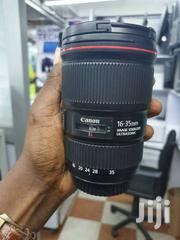 Canon EF 16-35mm F/4L IS USM Lens | Cameras, Video Cameras & Accessories for sale in Nairobi, Nairobi Central