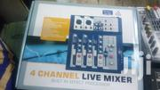 A 4 Channel Plain Mixer | Musical Instruments for sale in Nairobi, Nairobi Central