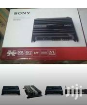 SONY XPLOD XM-N502 CAR 2 CHANNEL AMPLIFIER | Vehicle Parts & Accessories for sale in Nairobi, Nairobi Central