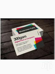 Best Quality Business Card Printing | Computer & IT Services for sale in Nairobi, Nairobi Central