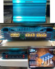 BOSCHMANN 1500 WATTS DEEP BASS 4 CHANNELS AMPLIFIER | Vehicle Parts & Accessories for sale in Nairobi, Nairobi Central