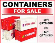 20ft And 40ft Containers | Manufacturing Equipment for sale in Mombasa, Tononoka