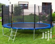 Trampoline 16ft New With Ladder | Sports Equipment for sale in Nairobi, Ngara