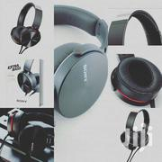 SONY MDR-XB950AP On Ear Extra Bass Headphones | Accessories for Mobile Phones & Tablets for sale in Nakuru, London