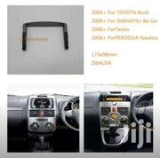 Double Din Fascia For Toyota Rush Radio | Vehicle Parts & Accessories for sale in Nairobi, Nairobi Central