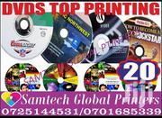 CD Covers Printing | Computer & IT Services for sale in Nairobi, Nairobi Central