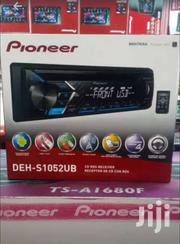 PIONEER DEH-S1052UB MP3 CD FRONT LOADER WITH ANDROID/IPOD SUPPORT | Vehicle Parts & Accessories for sale in Nairobi, Nairobi Central