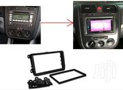 VW Jetta : Double Din Dvd Conversion Fascia Frame | Vehicle Parts & Accessories for sale in Nairobi, Nairobi Central