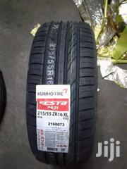 215/55/16 Kumho Tyres Is Made In Korea | Vehicle Parts & Accessories for sale in Nairobi, Nairobi Central