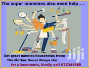Trained Nannies And Househelps | Cleaning Services for sale in Nairobi, Mugumo-Ini (Langata)